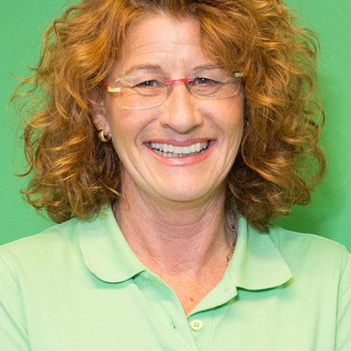Sandra Breuer - Fachliche Leitung der Podologie