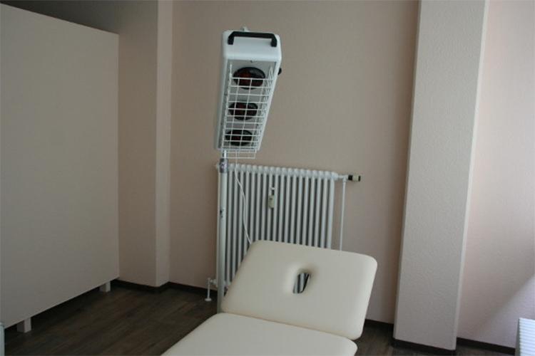 Wärmetherapie - PVZ Neuss Kempen
