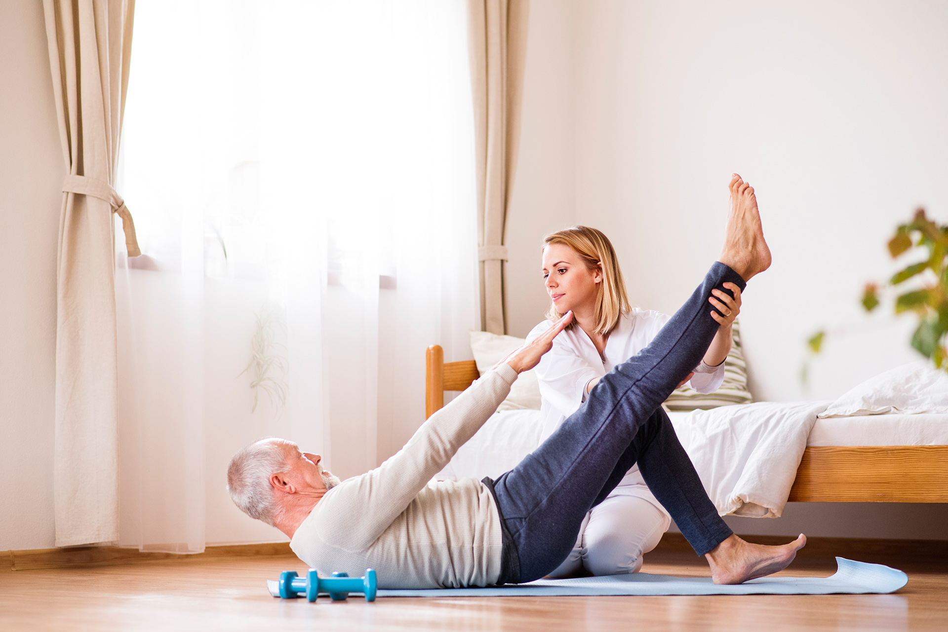 Physiotherapie in Neuss und Kempen